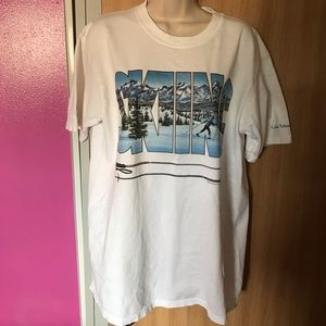 Other - Skiing T-shirt